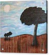 Landscape - Distant Cousins Acrylic Print