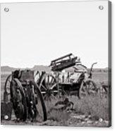 Landscape Galisteo Nm A10d Acrylic Print