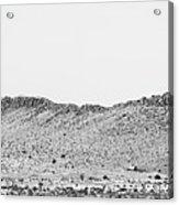 Landscape Galisteo Nm I10i Acrylic Print