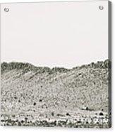 Landscape Galisteo Nm I10l Acrylic Print