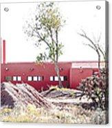 Landscape Galisteo Nm K10l Acrylic Print