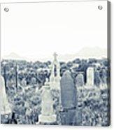 Landscape Galisteo Nm K10t Acrylic Print