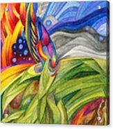 Landscape No.5 Acrylic Print