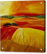 Landscape Of Alentejo Acrylic Print