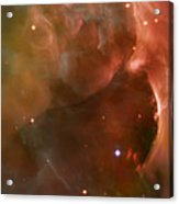 Landscape Orion Nebula Acrylic Print