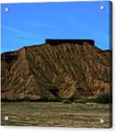 Landscape Scenery Valley Of Fire  Acrylic Print