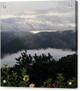 Landscape Tropical Acrylic Print