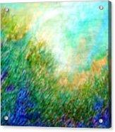 Landscape World Acrylic Print