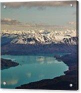 Landscapes Of Alaska Acrylic Print