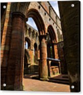 Lanercost Priory Acrylic Print