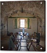 Languard Fort Acrylic Print