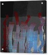 Languettes 02 - J122129076-f22b Acrylic Print