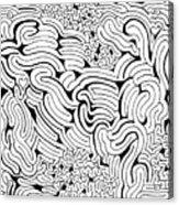 Languid Acrylic Print