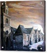 Lanrelas Church  Acrylic Print