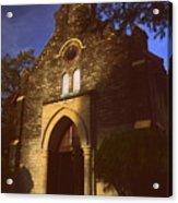 Lansdowne Church 3 Acrylic Print