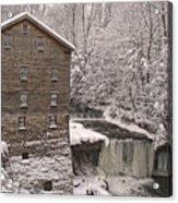 Lanterman's Mill Acrylic Print