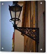 Lantern Of Wittenberg Acrylic Print