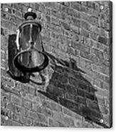 Lantern Shadow Acrylic Print