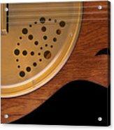 Lap Guitar I Acrylic Print