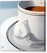 Large Coffee Cup Acrylic Print