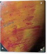 Large Red Planet #1 Acrylic Print