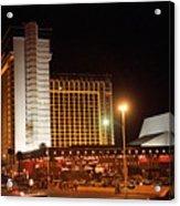 Las Vegas 1980 #11 Acrylic Print
