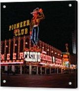 Las Vegas 1983 #1 Acrylic Print