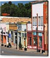 Las Vegas New Mexico Acrylic Print