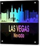 Las Vegas Nv 5 Vertical Acrylic Print