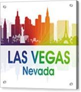 Las Vegas Nv  Acrylic Print