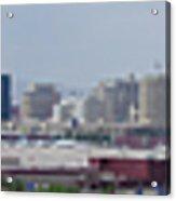Las Vegas Panoramic View Acrylic Print