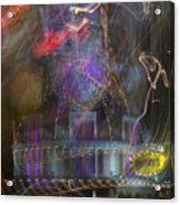 Las Vegas Strip 2182 Acrylic Print