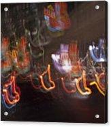 Las Vegas Strip 2222 Acrylic Print
