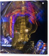 Las Vegas Strip 2224 Acrylic Print
