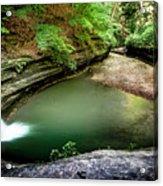 Lasalle Canyon Pool Acrylic Print