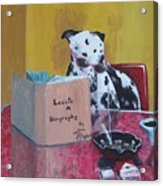 Lassie  A Biography Acrylic Print