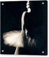 Last Dance Acrylic Print