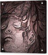 Last King Of Mars Acrylic Print