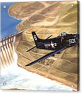 Last Of The Dambusters Acrylic Print