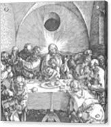 Last Supper 1510 Acrylic Print