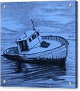 Last Voyage  Acrylic Print
