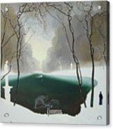 Last Winter Acrylic Print