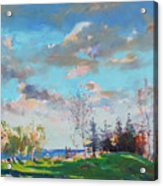 Late Afternoon Acrylic Print