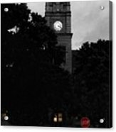 Late Evening Light Marion Kansas Acrylic Print