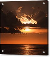 Late In The Day 1 Acrylic Print