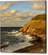 Late In The Day In Cheticamp Acrylic Print