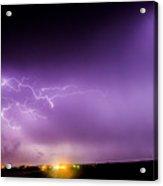 Late July Storm Chasing 082 Acrylic Print