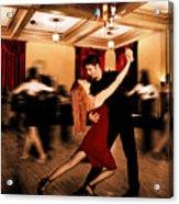 Latin Dance Acrylic Print