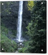 Latourelle Falls-columbia River Gorge Acrylic Print