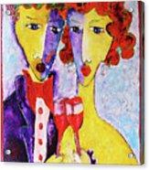 Laubar Share Acrylic Print